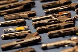President Obama announces support for banning all guns