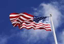 US flag deemed threat to Muslims In America
