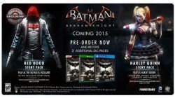 Red Hood DLC Batman Arkham Knight