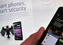 BlackBerry Acquired German Mobile Security Company Secusmart