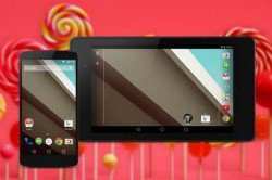 Android Lollipop 5.0 Update hits most Nexus devices