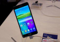 Samsung reveals the super-slim Galaxy A7 measuring just 6.3mm