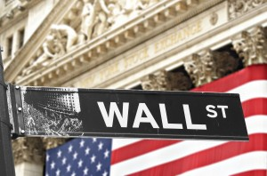 Wall Street Financial Capital of the World