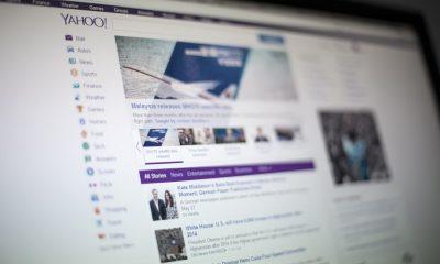 Yahoo Web Site
