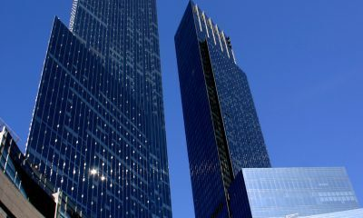 Columbus Circle - AOL