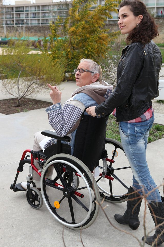 dating someone in a wheelchair help