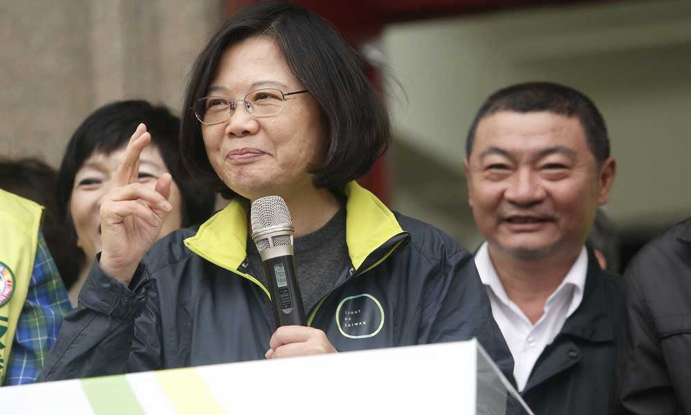 Taiwan Not to Return to Confrontation With Mainland China - President