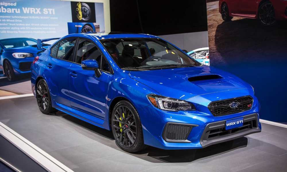 subaru releasing refreshed 2018 model of wrx and wrx sti finance post. Black Bedroom Furniture Sets. Home Design Ideas