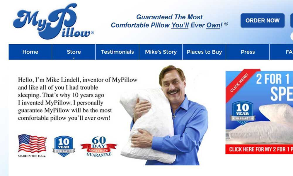 mypillow downgraded by the bbb for misleading customers