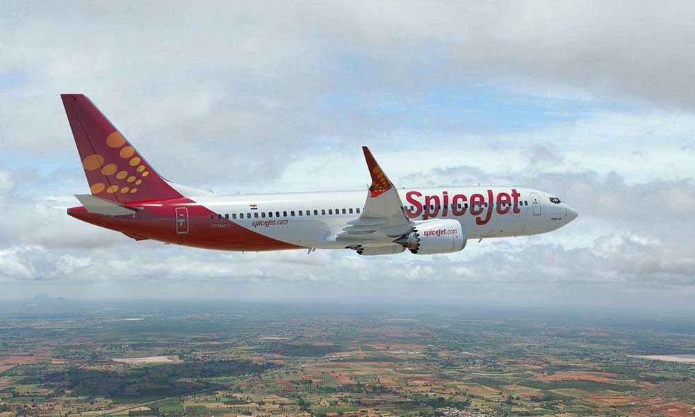 Indian Budget Carrier SpiceJet to Buy Up to 205 Boeing Jets