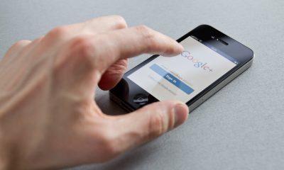 google on apple phone